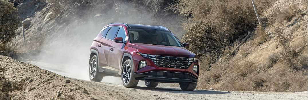 Check out the 2022 Hyundai Tucson with this Showroom Walkaround Video