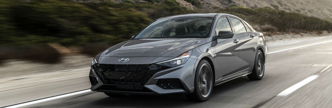 Which Hyundai vehicle is in the running to be the 2021 North American Car of the Year?