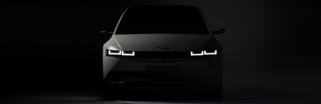 Get a Sneak Peek at the New IONIQ 5 with these Teaser Videos
