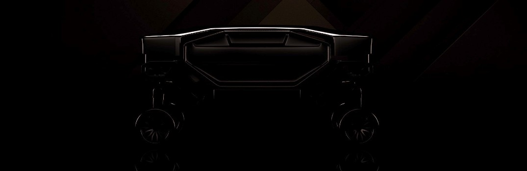 Check out the Hyundai TIGER Ultimate Mobility Vehicle Concept Car