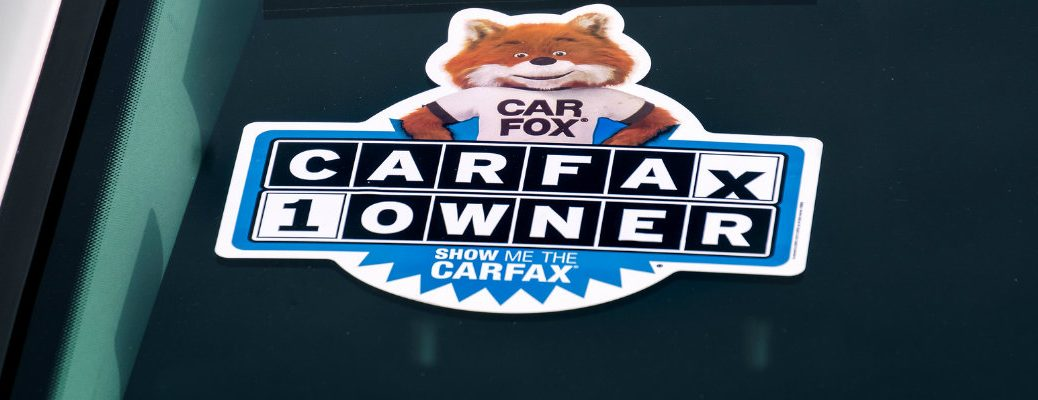 What is included in a CarFax Vehicle History Report?