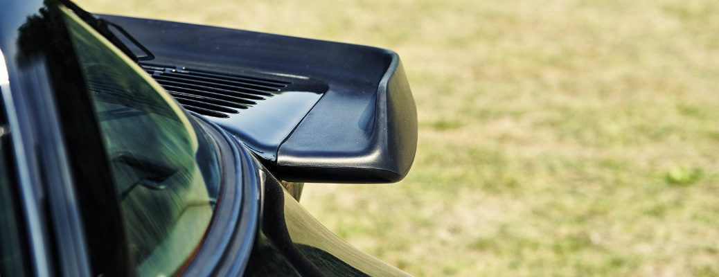 Benefits of having a spoiler on your vehicle