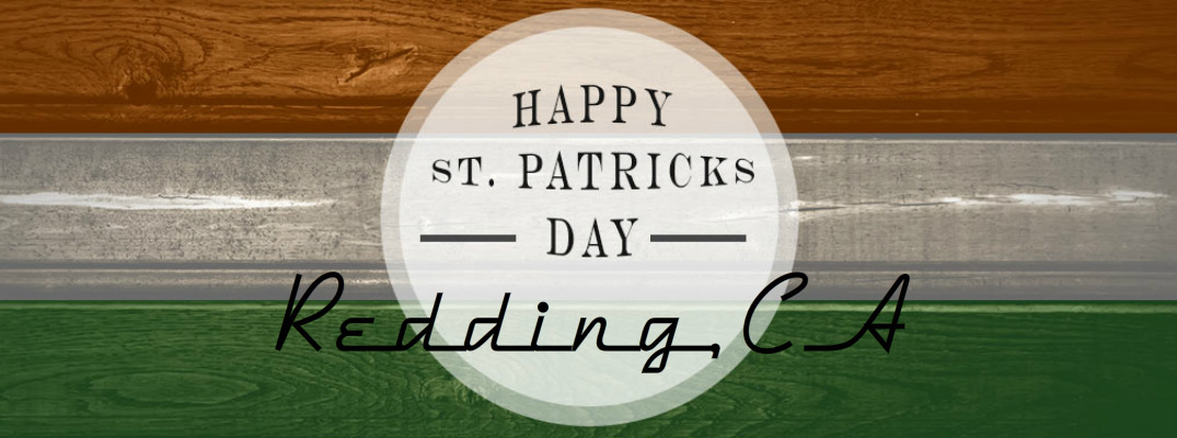 Things to do on St Patrick's day in Redding