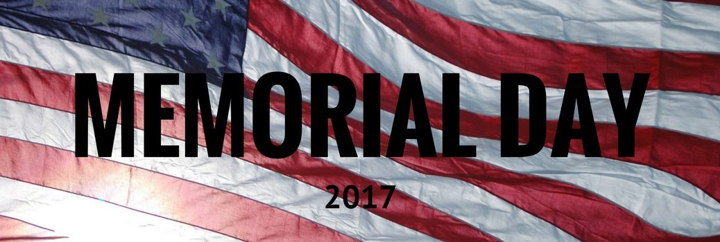 2017 Memorial Day Events in Redding, CA