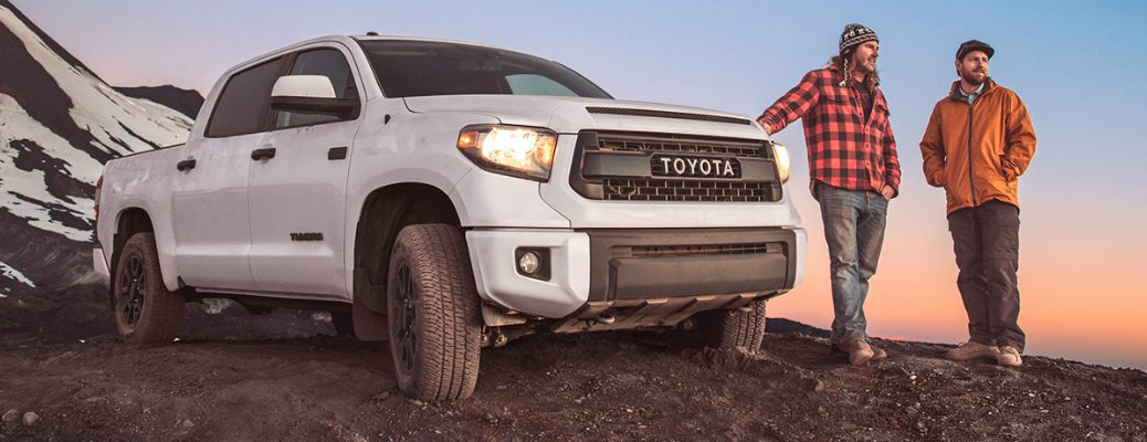 What Features are on Toyota Safety Sense? Tundra