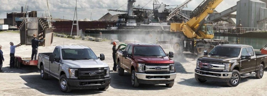 2018 Ford Heavy Duty trucks