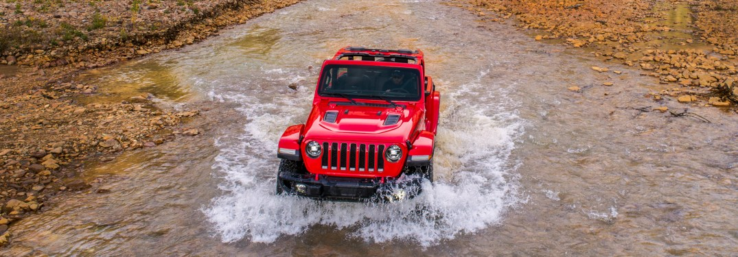 What makes the Jeep Wrangler the ultimate off-road vehicle?