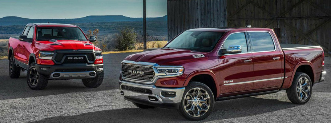 How much do American pickup models tow?