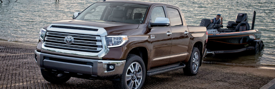 2018 Used Truck Towing Capacity & Payload