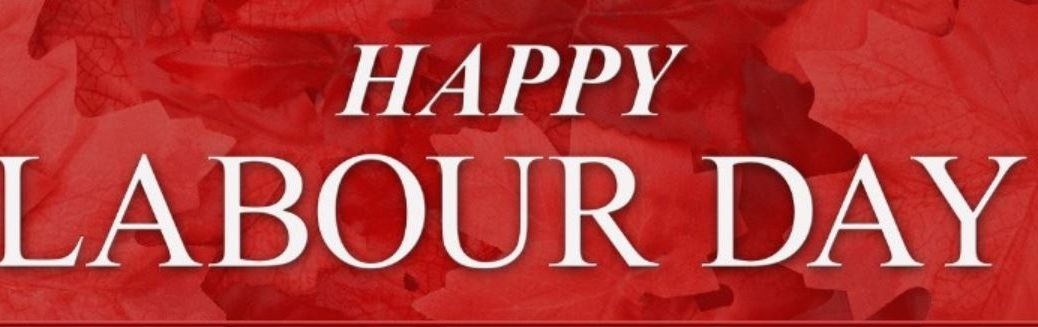 red happy labour day image