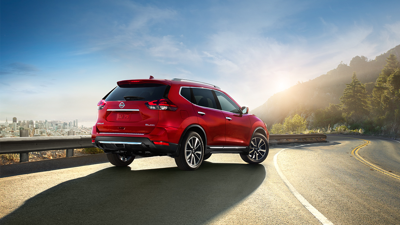 Nissan Rogue Breaks Record