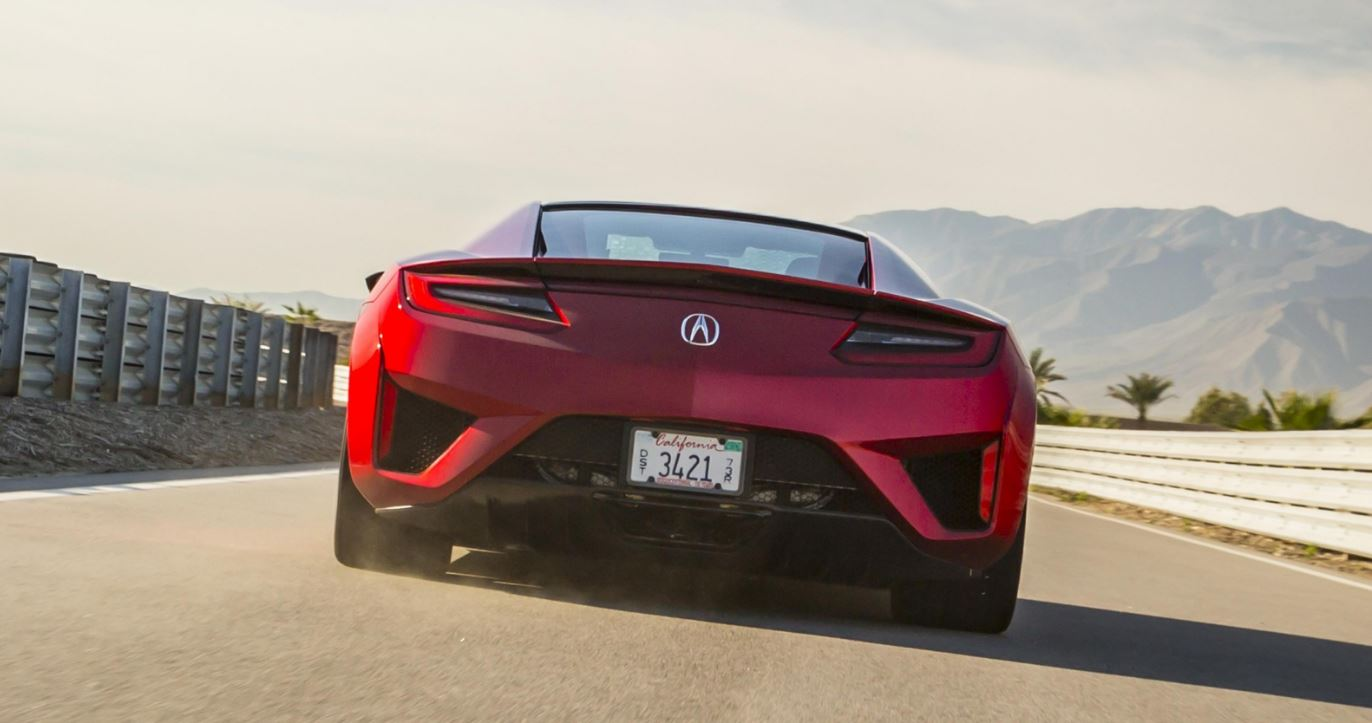calling all sports car fans the acura nsx is back cardinaleway acura cardinaleway acura las vegas