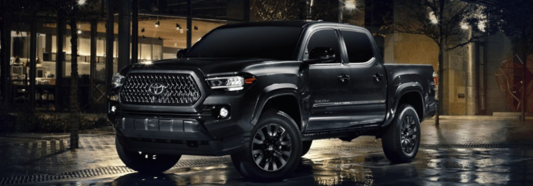 What's New in the 2021 Toyota Tacoma?