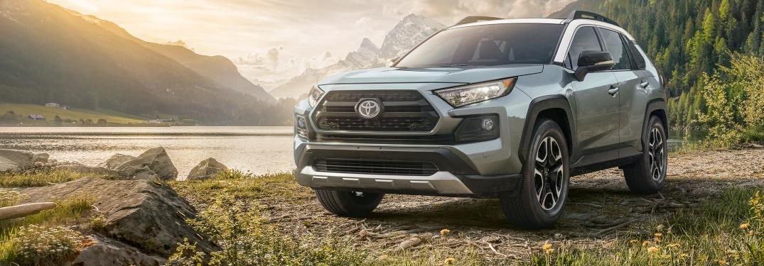 Shop for Comfortable Toyota SUVs in the Swansea, MA Area