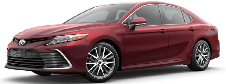 2021 Toyota Camry Ruby Flare Pearl