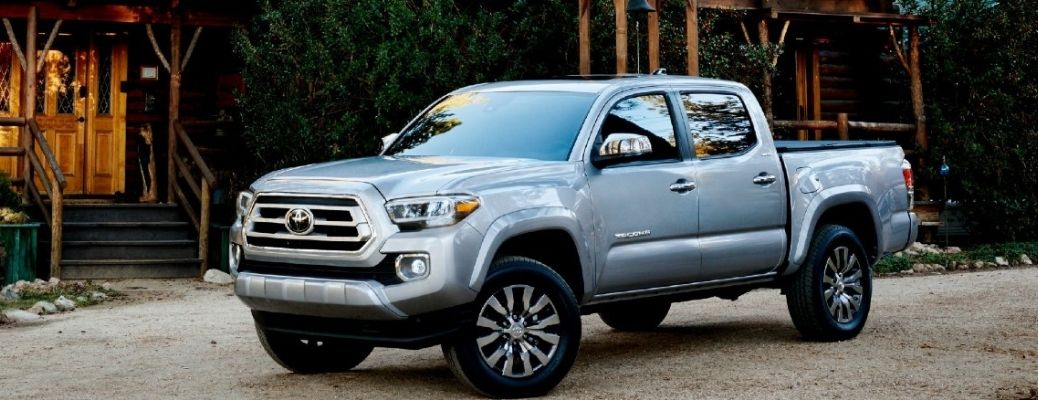 2021 Toyota Tacoma in broad view