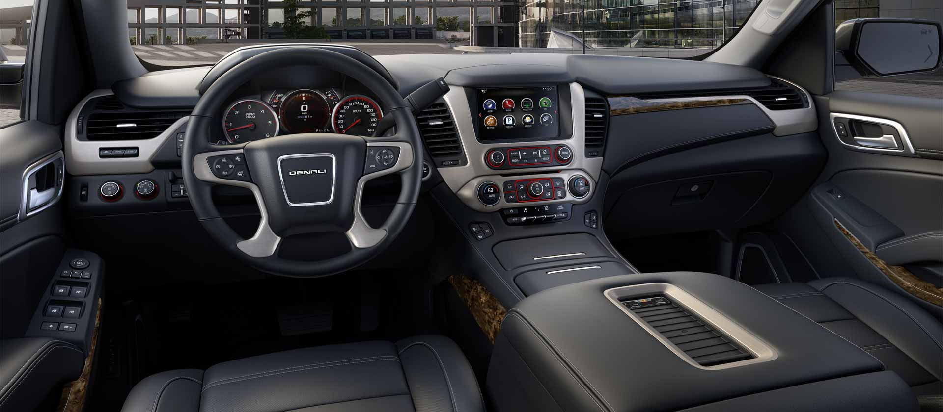 More Powerful Engine In Upgraded 2017 Gmc Yukon Cardinale Gmc