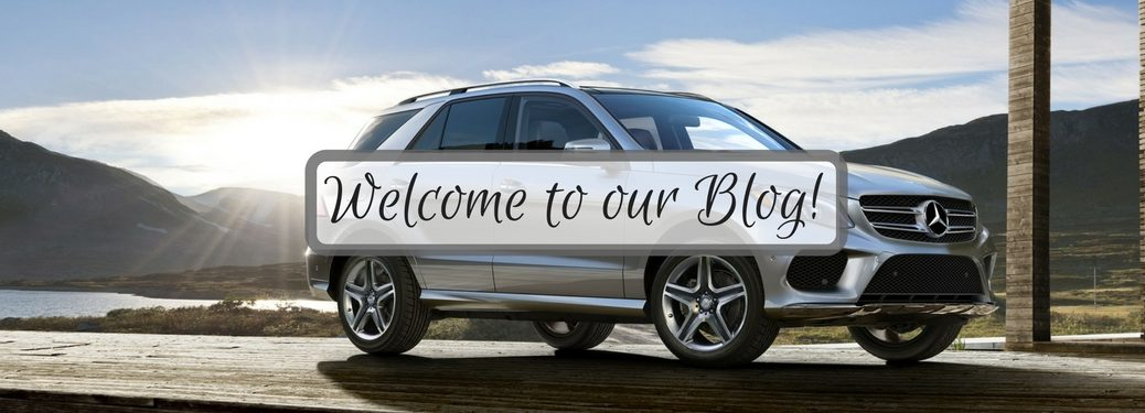 Welcome to Mercedes-Benz of Gilbert's Blog