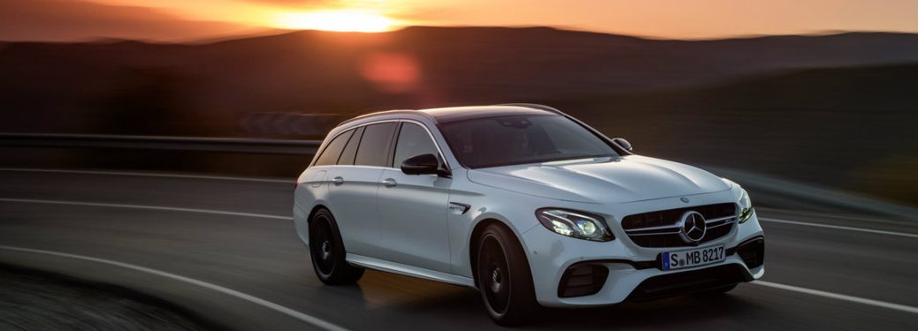 release of new AMG E-Class Wagon