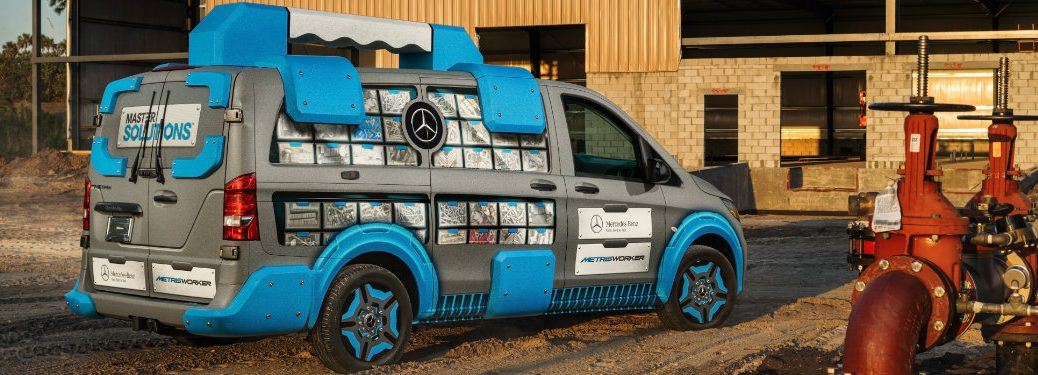 MasterSolutions Toolbox Van Concept Chicago Auto Show