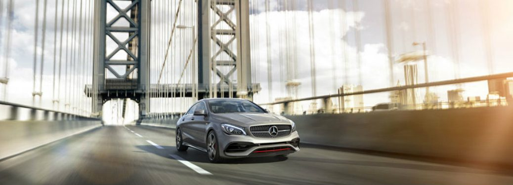 top speed of the 2017 CLA Coupe