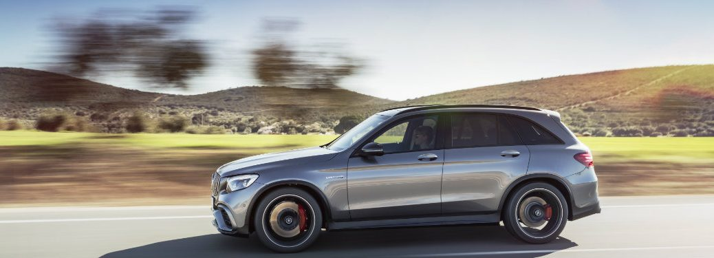 2018 AMG SUV lineup Features