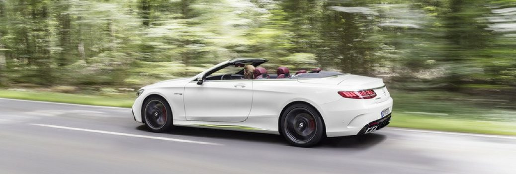 Get to Know the 2018 Mercedes-Benz S-Class Coupe and S-Class Cabriolet!