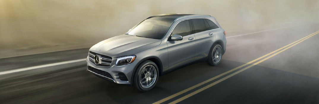 What S Inside The 2019 Glc 300 Mercedes Benz Of Gilbert