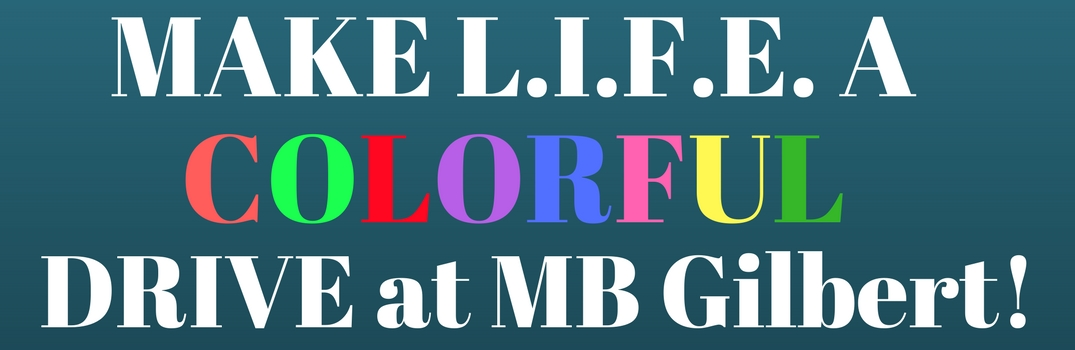 Make L.I.F.E. a Colorful Drive with Mercedes-Benz of Gilbert!