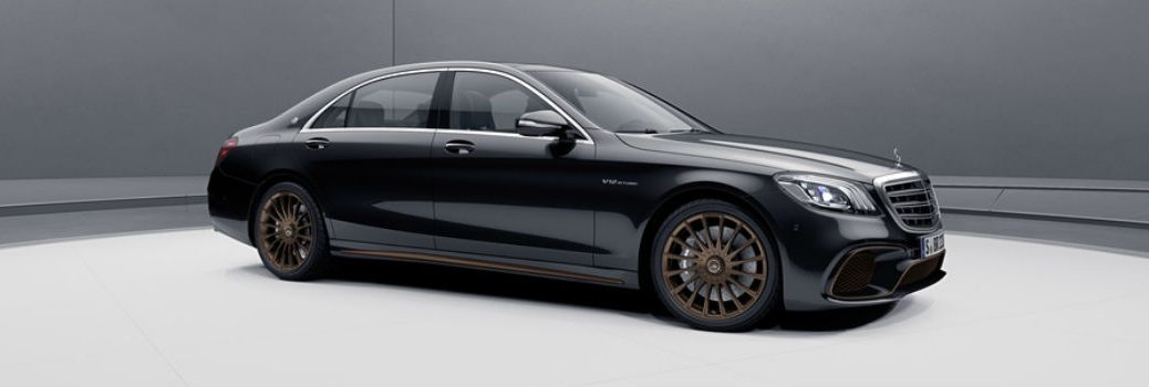2019 MB AMG S 65 final edition sedan exterior profile