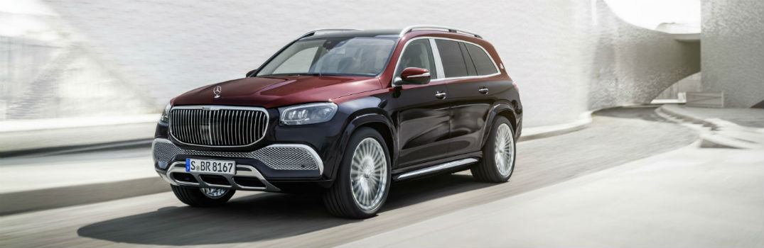 The new Mercedes-Maybach GLS is the ultimate luxury SUV!