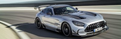 Check out the newest Mercedes-Benz performance machine!