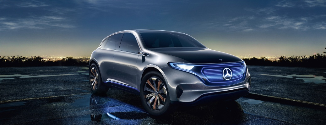 What will the Mercedes-Benz electric vehicles be like?