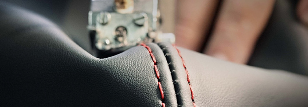 What is Nappa leather upholstery?