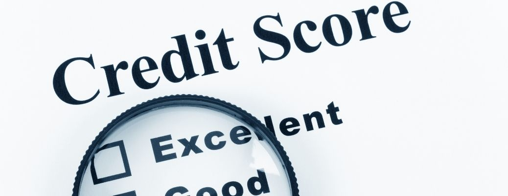 Image showing different types of credit scores