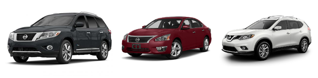 """Three Nissans Among Kelley Blue Book's """"Best Family Cars"""""""