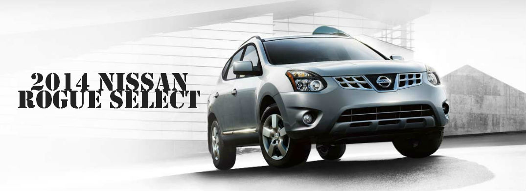 2014 Nissan Rogue Select offers Affordable Versatility to Houston-area drivers