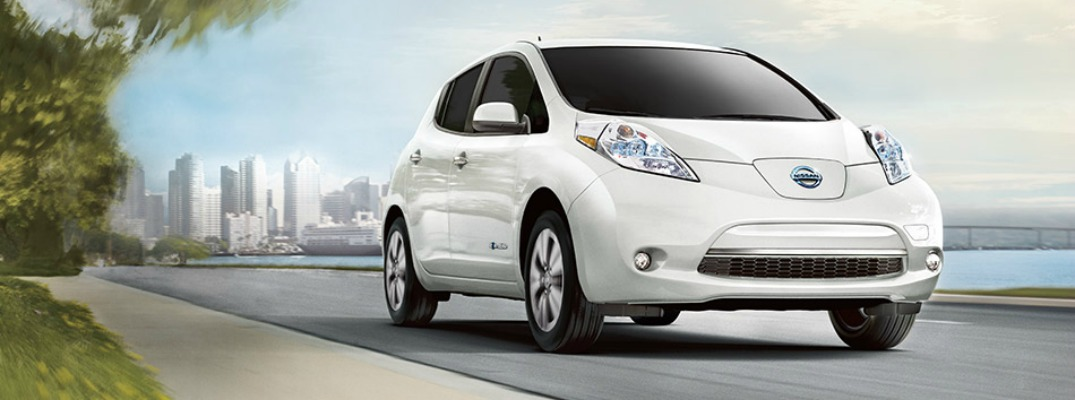 What are our Favorite Features in the 2015 Nissan LEAF?