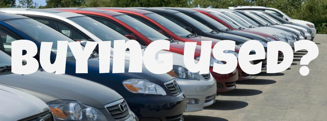 Use these Three Helpful Tips when Buying your Next Used Car!