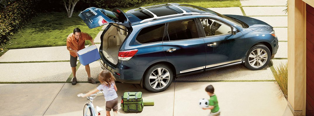 Take a Tour of the 2015 Nissan Pathfinder!