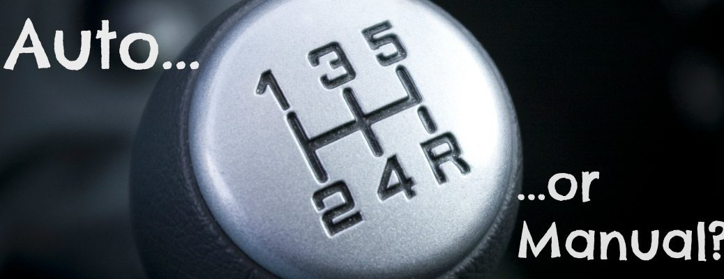 benefits to driving stick shift