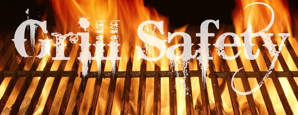 grilling safety tips houston TX