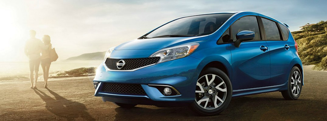 Hatchback Beatdown: The 2016 Nissan Versa Note vs. the Competition