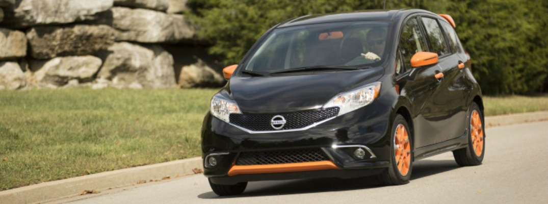 Check Out the Nissan Versa Note Color Studio!