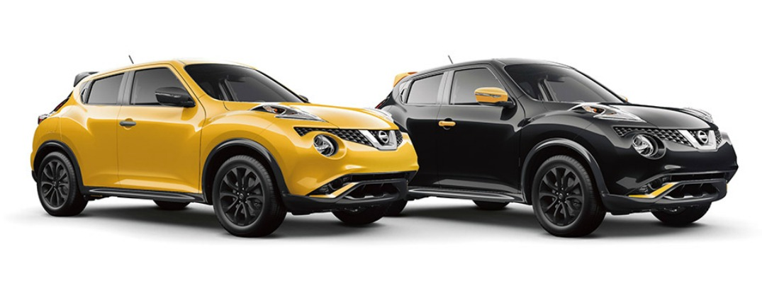 2016 Nissan Juke Now Available at Robbins Nissan!