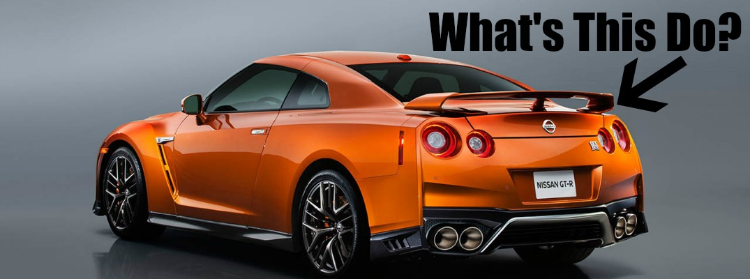 What are the Benefits of Having a Spoiler on your Car?