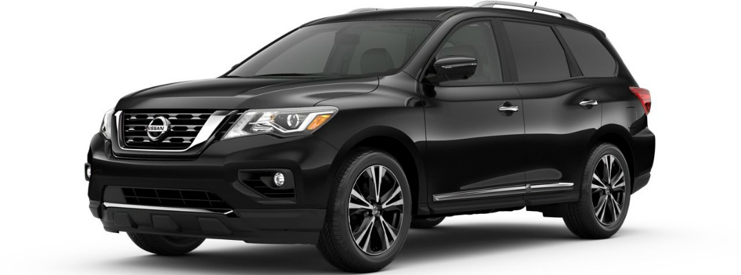 New Features Abound on the 2017 Nissan Pathfinder