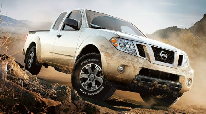2017 Nissan Frontier Houston TX