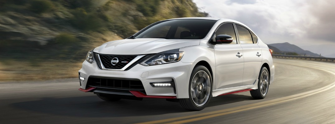 2017 Nissan Sentra NISMO Coming Soon to Whiten Your Knuckles