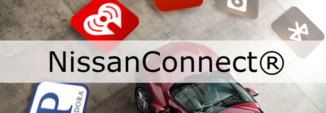 Take control of your vehicle with the intelligent NissanConnect®